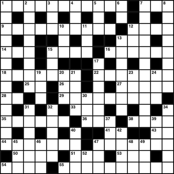 February S Crossword Puzzle Chemical Engineering