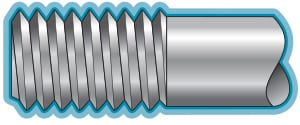 FIGURE 2. Threaded parts must be able to withstand a number of harsh conditions in CPI applications, including exposure to corrosive materials, high temperatures and pressures and other environmental restrictions