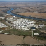 Figure 1.  At Cargill's biorefinery in Blair, Neb., companies such as Corbion, Evonik and Natureworks produce bio-based products