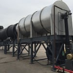 Figure 3: An increased demand for drying organic matter has led to a number of innovations in adapting drying equipment  Tarmac International