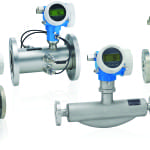 Figure 4.  With Endress+Hauser's Heartbeat Technology, the new Proline generation of flowmeters offers diagnostic coverage from the measuring tube to the outlet. This ensures a low residual risk of a passive protection failure