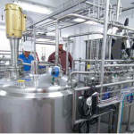 Figure 1. Manual batch blending offers the most flexibility, but also has the highest operating expense