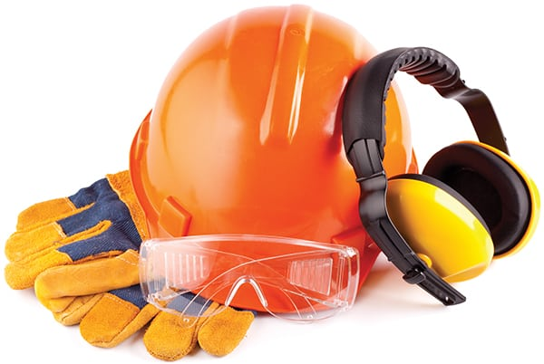 Figure 1. Personal protective equipment falls into one of three categories: simple, intermediate or complex