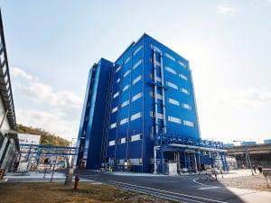 BASF's Yeosu site