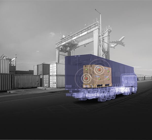 FIGURE 1. New track-and-trace capabilities enable precise monitoring of a shipment, pallet or even an individual item Honeywell