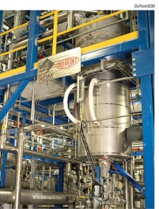 First biobased FDME pilot plant
