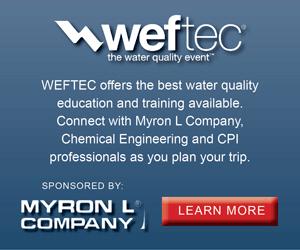 WEFTEC banner