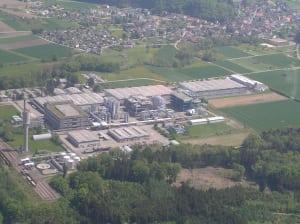 BASF's Kaisten site