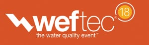 Weftec Logo ORange