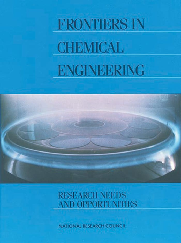 Figure 2. Plans are underway to update this 1988 National Academies report on chemical engineering