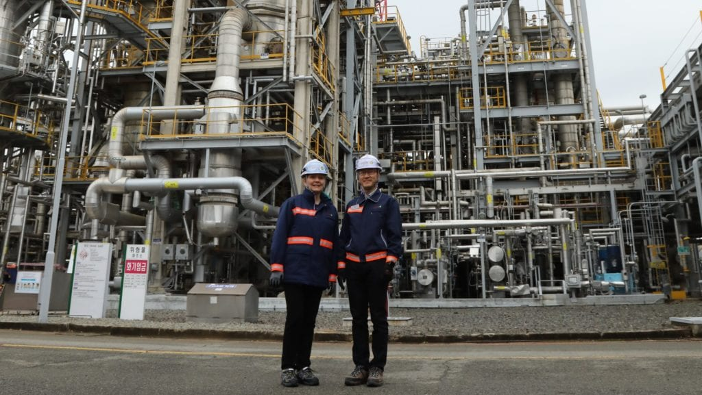 Lotte BP Chemical to significantly expand petrochemicals
