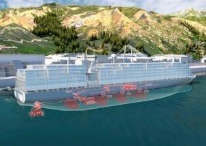 ABB hydrogen ships
