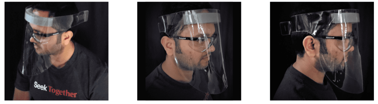 Glass Shields Design