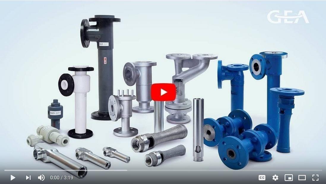 Explore the Potential of Jet Pumps- GEA